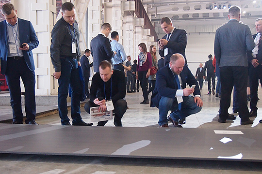 Движущей силой «16 региона» стал сервисный металлообрабатывающий центр Brandsteel сего технологией EPS-очистки,открывшийсявмарте этого года