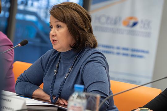 Клара Тазетдинова:«Очень важно, чтобы трудовые мигранты получали достоверную информацию освоих правах иобязанностях, окультуре поведения иимели доступ куслугам»