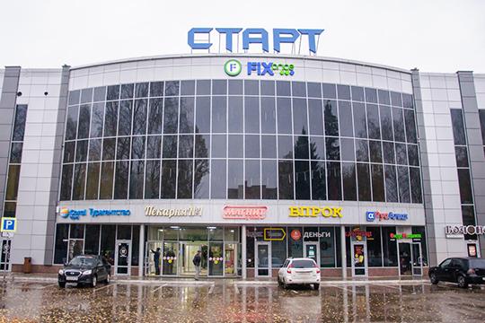 Спортивный комплекс Aura должен был открыться после ремонта сегодня, нотеперь затоплен изакрыт весь торговый центр «Старт»