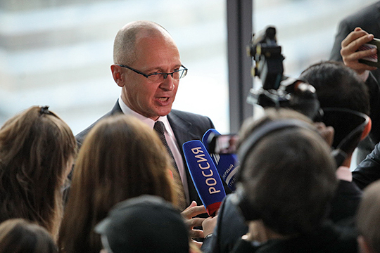 На этой неделе политические каналы активно обсуждали статью «Медузы» посвященную Сергею Кириенко, авторы которой указывали на усиление позиций замглавы АП РФ в Кремле