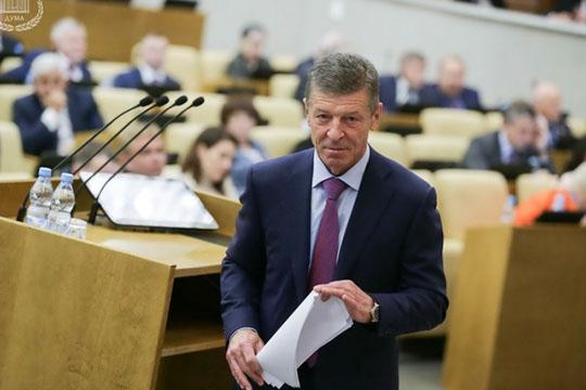 На этой неделе Тelegram-каналы снова обсуждали усиление вице-премьера Дмитрия Козака