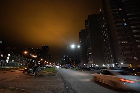 Вчера вечером отключилось электричество в поселках Осиново и Залесном, Юдино, жилом комплексе «Салават Купере»