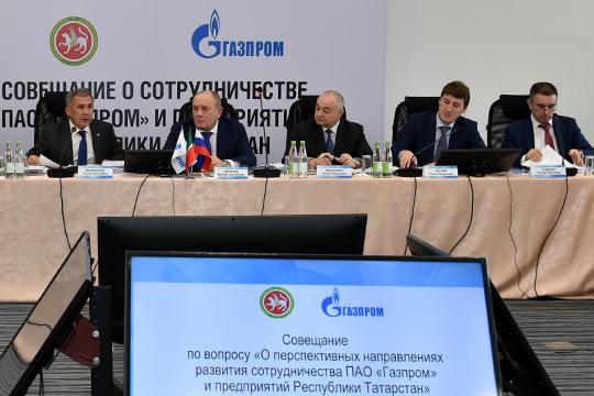 Некоторые выступления докладчиков вызвали настоящие дискуссии, обнажив некоторые рассинхронизации вструктуре «Газпрома»