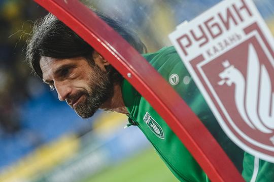 «Рубин» проводит свой худший сезон в РПЛ. За нынешние результаты болельщики отправляют в отставку тренерский штаб 43-летнего Романа Шаронова