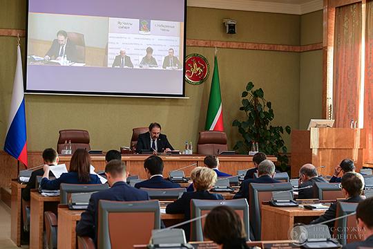 Сегодня комиссия под председательством премьер-министра ТатарстанаАлексеяПесошинарассмотрела 13 инвестиционных проектов наразмещение ТОСЭР