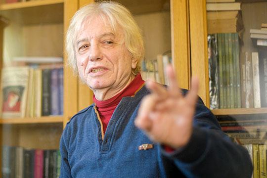 Юрий Манусов: «Про «Выкидыш» одни говорили, чтоэто гениально, другие– что чушь»
