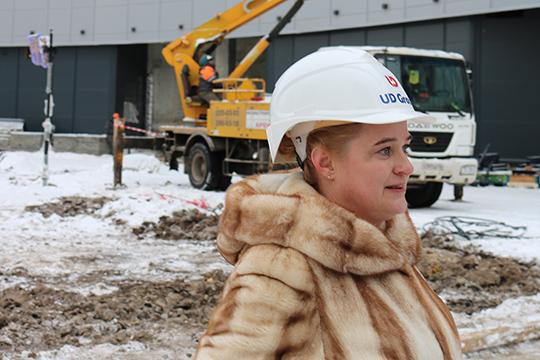 Валентина Сахабеева: «Нам хотелось, конечно, чтобы в названии прозвучало слово «Казань»