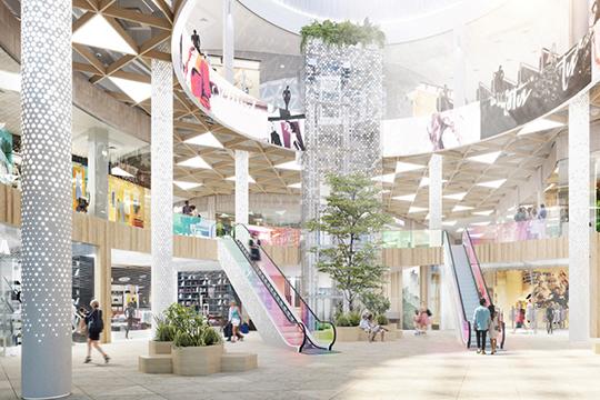 Новый «Центр семейного отдыха» откроется в Казани в августе 2020 года. Его название — Kazan Mall — озвучили на прошедшем 6 декабря Рождественском саммите