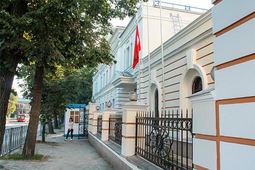 «Казань для нас— это особое место: здесь было открыто первое генконсульство Турции вРоссии