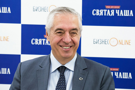 Исмет Эрикан: «Казань — прекрасный город с тысячелетней историей, и это ощущается»