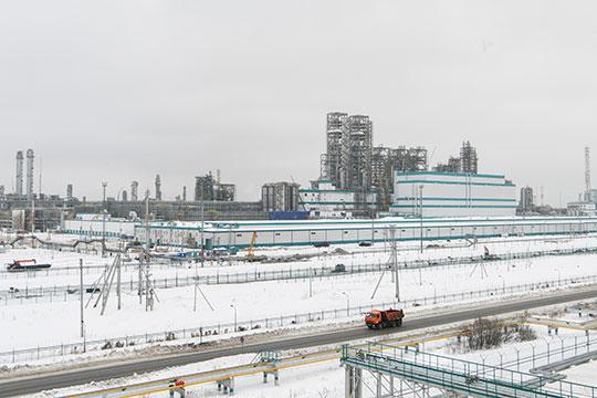 Нефтехимический комплекс СИБУРа «ЗапСибНефтехим» в Тобольске — это крупнейший нефтехимический проект России с 1991-го года