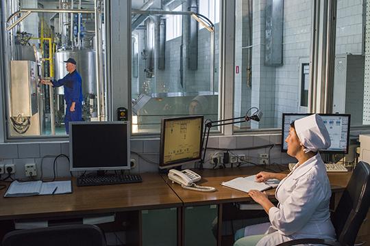 Мымодернизируем свои заводы, ориентируясь напотребности рынка— производим именно тевиды продукции, которые востребованы употребителей насегодняшний день