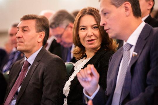 Наши вГосдуме: «активисты» Фаррахов сГильмутдиновым и«клуб молчунов» имени Минкина