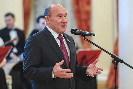 Марат Ахметов:«У нас есть много конкурсов, но для народа, нации нужен был конкурс новой татарской песни!»