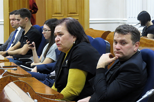 Фарида Забирова: «В Чистополе проблема с инвесторами»