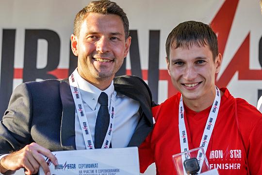 Вадим Янгиров (справа) и его Timerman — символ успеха стратегии развития собственных спортивных проектов