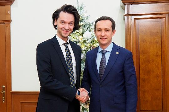 Министр цифрового развития госуправления РТ Айрат Хайруллин назначил уполномоченного по технологиям искусственного интеллекта в Татарстане. Им стал 25-летний Булат Замалиев