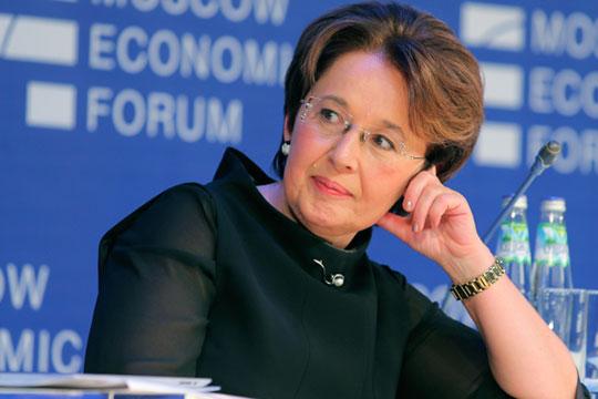 Оксана Дмитриева: «ВРоссии за10 лет произошло «бетонирование бедности»
