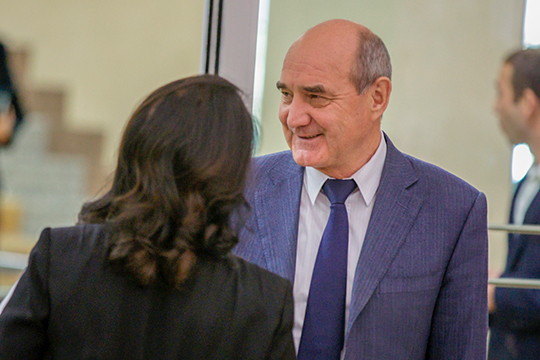 Главный федеральный инспектор по РТ Ренат Тимерзянов покинул госслужбу