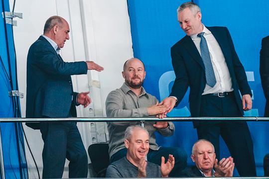 В команде Асгата Сафарова Тимерзянов проработал 13 лет