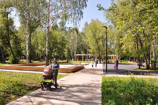 «Парков и зеленых зон в Челнах недостаточно. А городу нужны легкие. Всю промзону нужно засадить деревьями, потому что в Челнах непростая экологическая ситуация»
