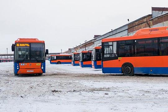 «Моя позиция такая: «Газельки» город не красят, поэтому в Челнах должны быть большие автобусы. И должны быть именно свои, камазовские, а не ГАЗы или автобусы из Китая»