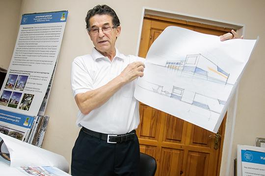 «Алмас Идрисов— архитектор от бога, с ним было легко работать. Мы такого же сегодня ищем, но в городе найти не можем»