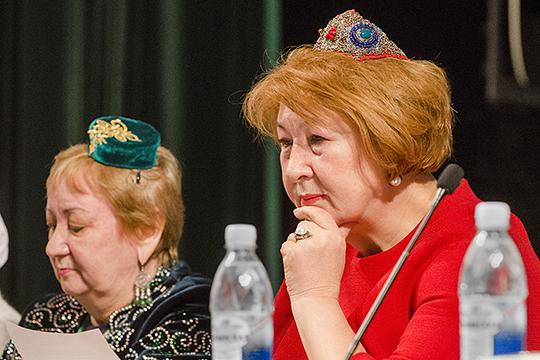 Как ожидается, председателем Общественной палаты РТ сегодня будет избрана директор музея-заповедника «Казанский Кремль» 67-летняя Зиля Валеева