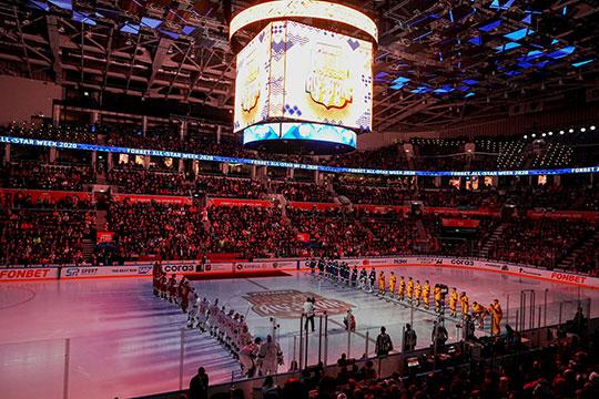 В Москве не было аншлага — ВТБ Арена заполнилась на 90% (9650 зрителей)