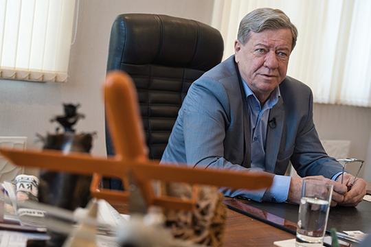Валерий Побежимов, «Эникс»: «В Сирии наши беспилотники работали в связке с бомбардировщиками»
