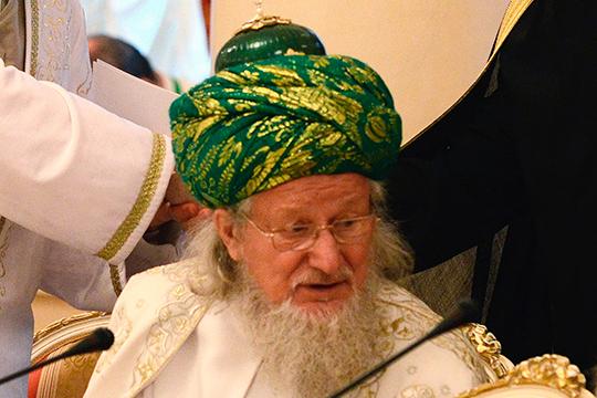 в2015 году муфтийТалгат хазрат Таджутдинпредлагал объединить ключевых мусульманских деятелей России врамках общей структуры идаже обрисовал предполагаемое распределение должностей