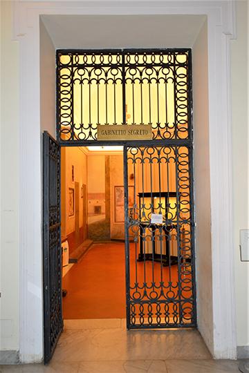 «Секретный кабинет» в Неаполитанском археологическом музее