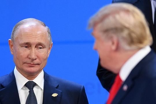 «С самого начала очевидно было, что для всех заинтересованных лиц по той или другой причине неприемлем сам факт возможного российско-американского единства мнений»