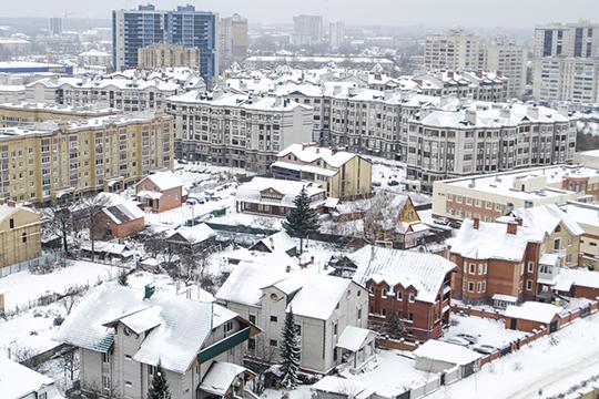 Нарынок малоэтажного жилья Казани должен выйти проект экорайона наместе артиллерийских складов вКировском, где ожидаетсявводпорядка 450тыс. кв. метров жилья
