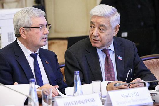 Фарид Мухаметшин:«Нельзя умалять роль представителей регионов вСовете Федерации»