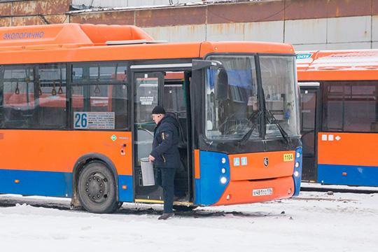 Исполком Челнов на этой неделе заявил о возврате 190 газомоторных НЕФАЗов лизинговой компании КАМАЗа