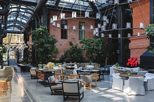 В список вошли две очереди пятизвездочного отеля Kazan Palace by Tasigo