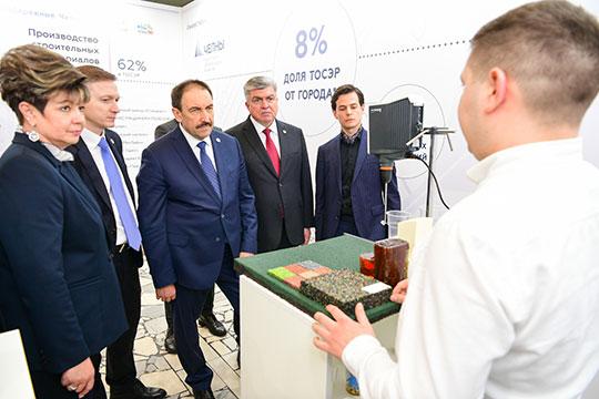 По словам Магдеева, только налогов резиденты ТОСЭР перечислили в три раза больше, чем получили налоговых преференций. В экономику города они инвестировали 15,6 млрд рублей, создав 5600 рабочих мест.