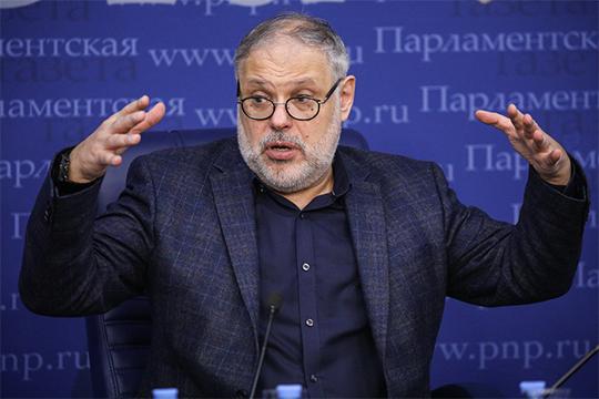 Михаил Хазин: «Коронавирус– это ассиметричный ответ Китая»