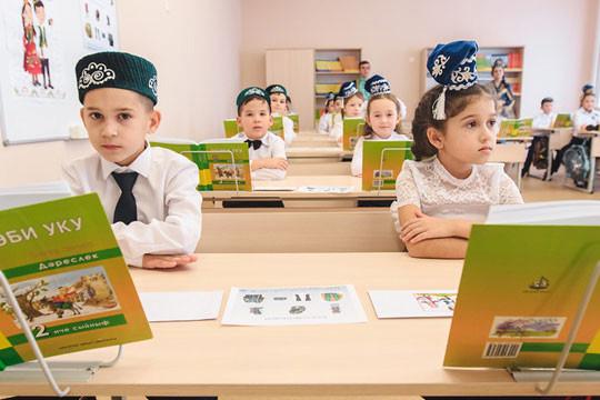 «В татарских селах преподают татарский язык как ивезде: вобъеме 1-2 урока внеделю. Втом числе вБашкортостане»
