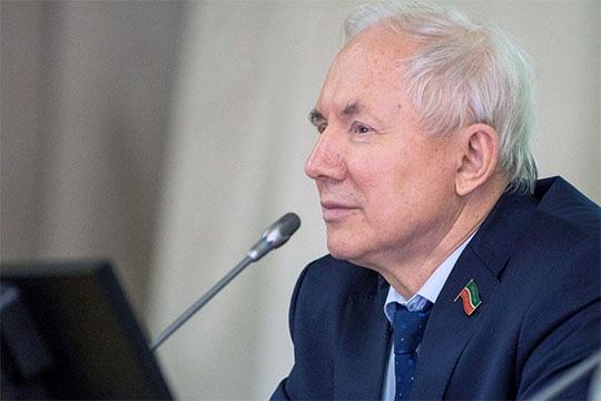 «Я всегда спрашиваю мнение председателя исполкома ВКТ Рината Закирова (на фото)»