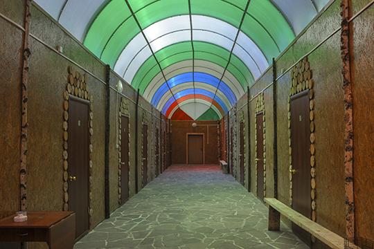 «Для гостей мы специально построили гостиницу»