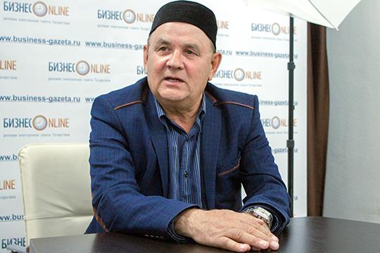 Фанир Галимов: «Чувствую, что намоих плечах очень большая ответственность»
