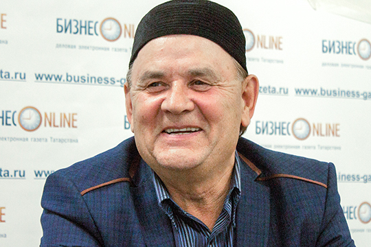 Фанир Галимов, ООО«Ильфа»: «Бог дал мне родиться татарином. Имяиумру»