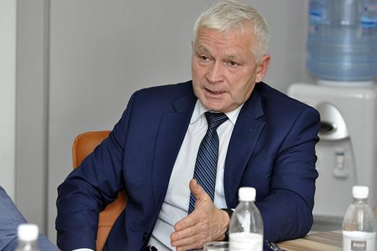 Фарид Башаров:«Город зажат. В сторону Нижнекамска двигаться некуда, по бокам Кама и КАМАЗ, остается двигаться только на северо-восток, на восток»