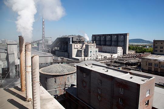 """Гора Шахтаупочти полностью срыта для нужд завода """"Сода"""", который входит в группу БСК"""