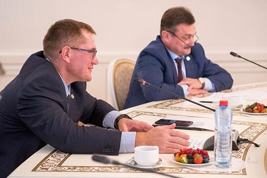 Александр Тыгин:«Экономика Казани, численность населения предопределяет - везде и всюду лидером агломерации становится столичный город. Это единственно возможное развитие событий