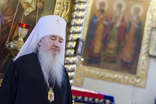 Митрополит Казанский и Татарстанский Феофан рассуждает о том, почему Варфоломей I закладывает бомбу под свою власть