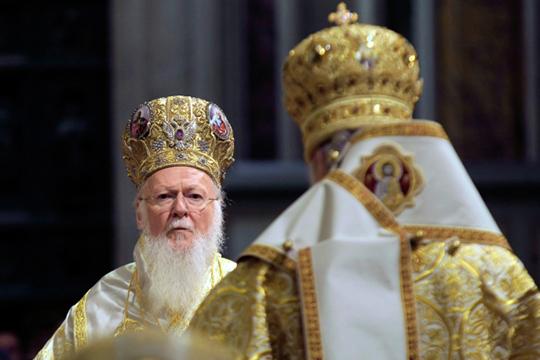 «Теперь «управляемый хаос» благодаря действия константинопольского патриарха Варфоломея вбрасывают и в православную среду»