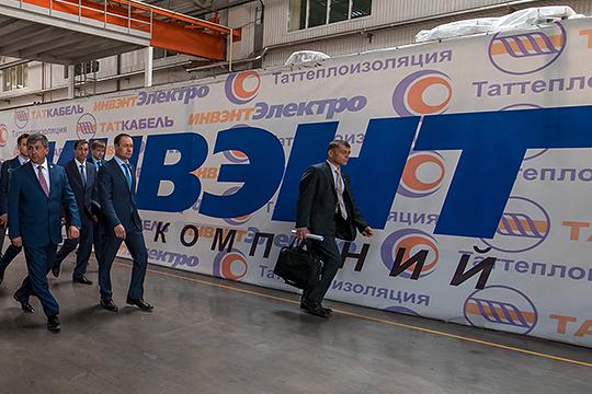 Судя покартотеке татарстанского арбитража, продолжаются проблемы угруппы компаний «Инвэнт»